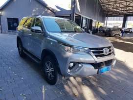 2019 Toyota Fortuner 2.4GD-6 Auto 4X4