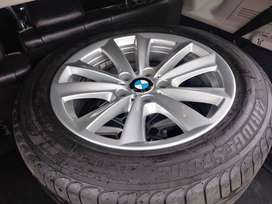 BMW rims good condition