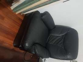 Lazy boy Leatherette chair
