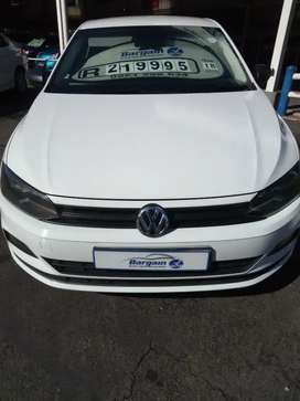 Get the all New 2018 VW Polo 1.0 TSI (limited stock)