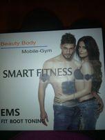 Elektrostymulator mięśni brzycha EMS 3w1 Beaty Body Smart Fitness