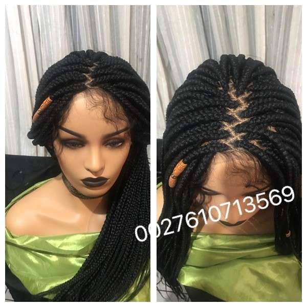 FABULOUS LACE FRONTAL BRAIDED WIGS AND MORE 0