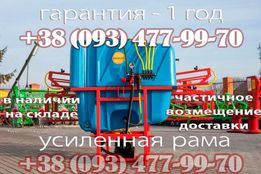 Польский навесной опрыскиватель 400 литров оприскувач 200 600 800 1000