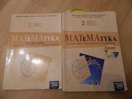 Matematyka 2 Nowa Era podręcznik i ćwiczeniówka