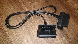 Плоский кабель-удлинитель OBD-II / Разъем OBD2