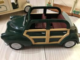 Sylvanian families семейный автомобиль (2000)