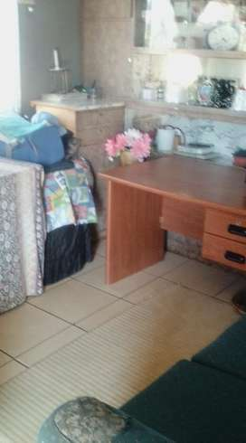 Mabopane Block C , a room in a secure house available for rental
