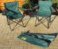 Image of Bushbaby camping chairs for children