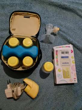 Medela electric single breast pump