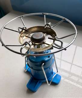 CAMPING STOVE FOR HIKING, SMALL, VERY PORTABLE, LE GAZ