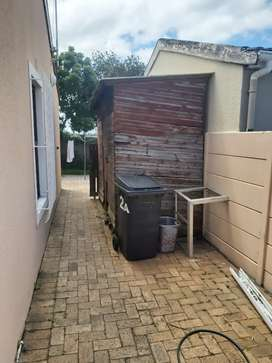 Wendy house for sale! 3m x 1.5m.R1000