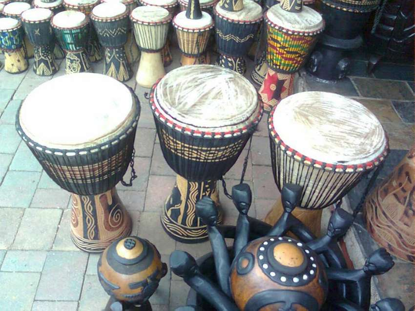 African musical instruments,Craft and Art 0