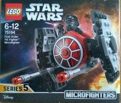 LEGO STAR WARS 75194 Myśliwiec Tie najwyższego porządku sklep 24h Łódź