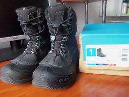 Зимние детские ботинки Columbia 32р. цена договорная!
