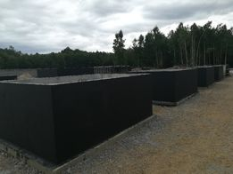 3Szambo betonowe z atestem Gwarancja Zbiorniki betonowe