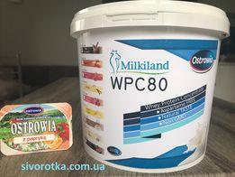 Протеин WPC 80 Milkiland Ostrowia 2 kg./4.5/7.5 kg.(9 Вкусов).Оригинал