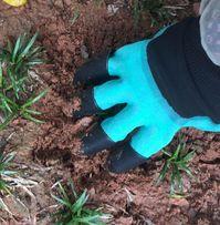 Перчатки когти GARDEN GENIE GLOVES для огорода и садовых работ
