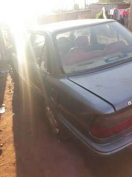 I'm selling my toyota Corola canter