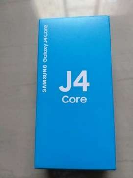 Samsung Galaxy J4 core 16GB , for sale R2000