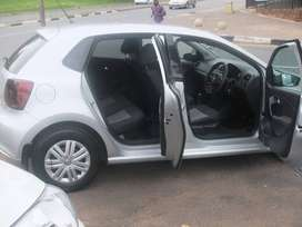 VW POLO 6  1.4 LITRE 2012