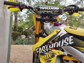 Rmz450 fully race prepped to swop for