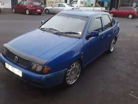 Sell or swop my  Polo classic 2000 model 1.8 full injector