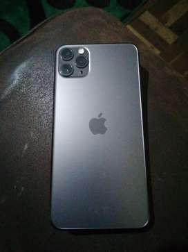 IPhone 11Max pro 256gb just 3 months used
