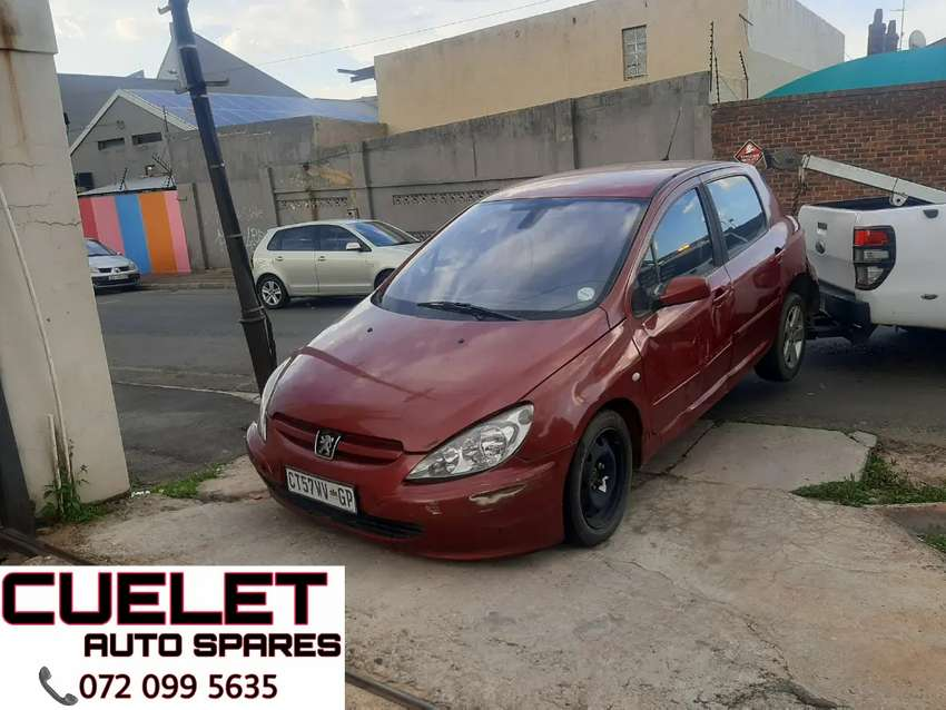 Peugeot 307 Stripping 0