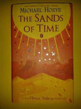 The Sands Of Time - Michael Hoeye - Hermux Tantamoq #2.