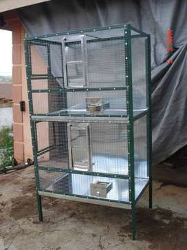 BIRD  CAGES  with different  sizes  according  your  specifications