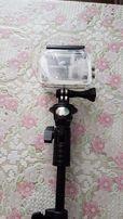 Селфи палка + Подводный бокс для GoPro Монопод Yunteng С-188 для экшн