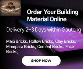 Hollow Bricks, Maxi Bricks Building Material