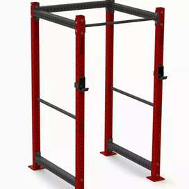 Heavy duty bar squat Racks specials. Perfect for home gym.