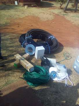 boreholes and lrrigation  installation and repairs