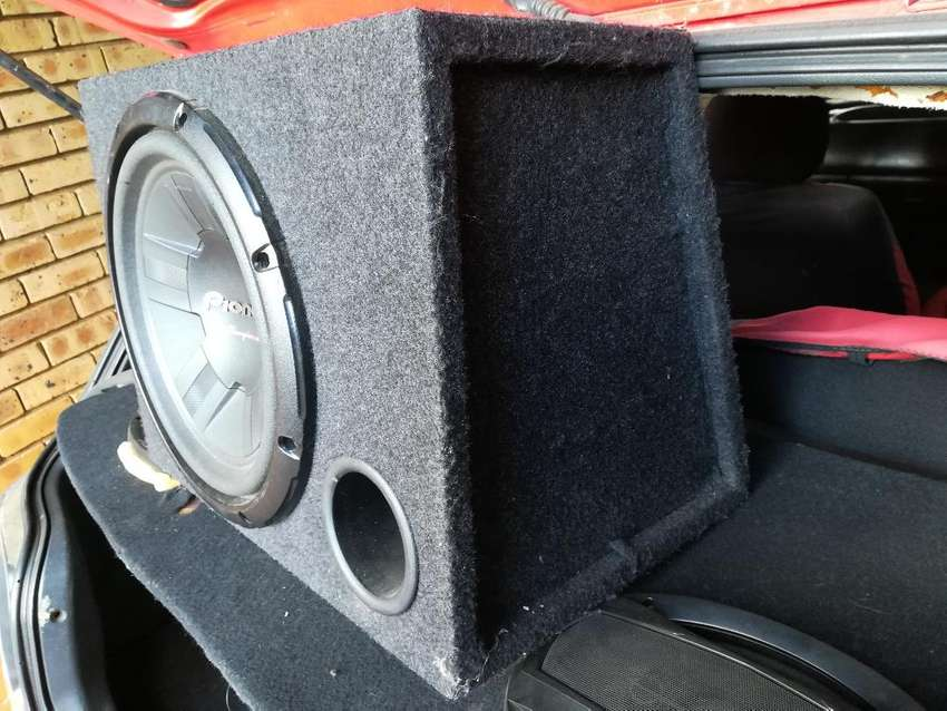car sound sub 3000W pioneer and it wil be available  until i mark sold 0