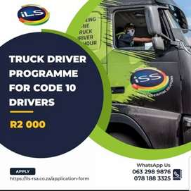Truck Driver Program for code 10 Drivers