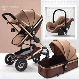 Belecoo 3in1 travel system for sale