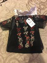 Zara блуза кофта next hm 116