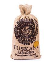 Кофе в зернах от лучшего крафт производителя Италии! TUSKANI PARADISO