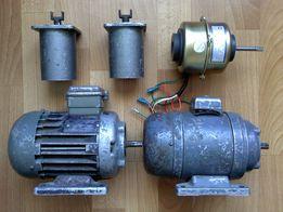 Электромоторы Двигатели реверсивные Мотор для кондиционера