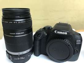 Canon EOS 1300D For Sale!!