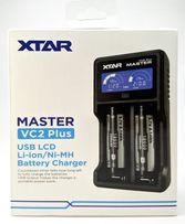 Универсальное зарядное устройство XTar VC2 Plus Master