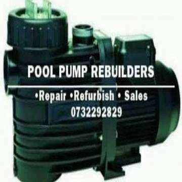 POOL PUMP REBUILDERS 0