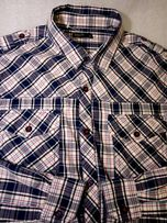 Фирменная рубашка 46-48 размер М Cedarwood State в клетку