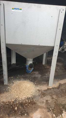 MAFA midi size containers for pellet fuel FOR SALE