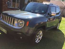 Jeep, Renegade 1.4 TJET, 2016