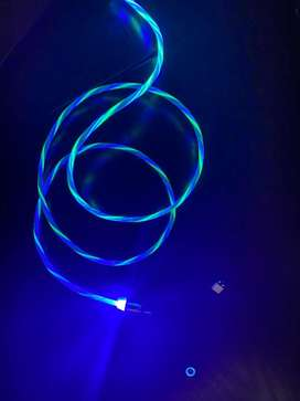 LED Magnetic Charger