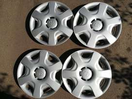"""14"""" New Rims and Trim for Toyota Corolla"""