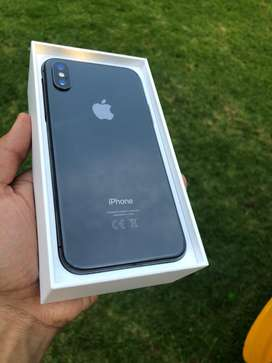 iPhone X brand new condition