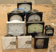 Амперметры вольтметры для автомобильных зарядных устройств(аналоговые)